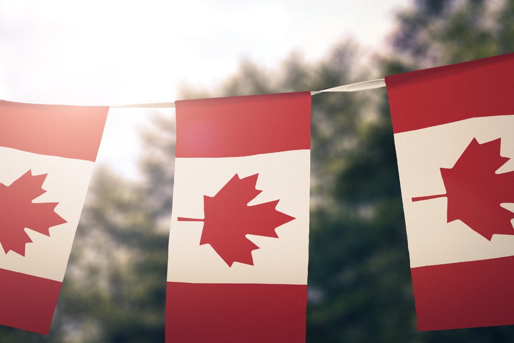 Canadian-flag-banner-outside