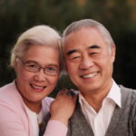 Asian-couple-smiling