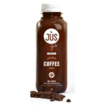 Bottle of jus cold brew coffee