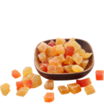 dried fruit in a bowl