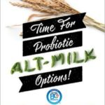 Time for probiotic alt-milk options