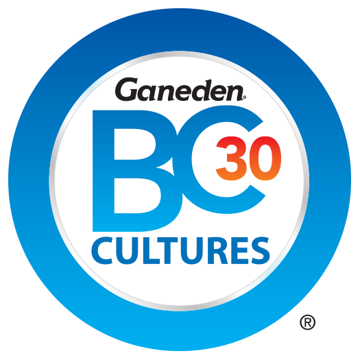 Logo for EU - GanedenBC30 Cultures